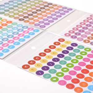 Icon Planner Stickers