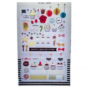 Planner stickers bullet journal decorative