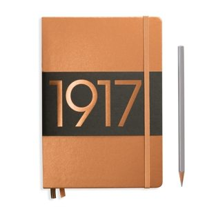 Leuchtturm 1917 Bullet Journal Medium Dotted Notebook Special Edition Copper Bronze