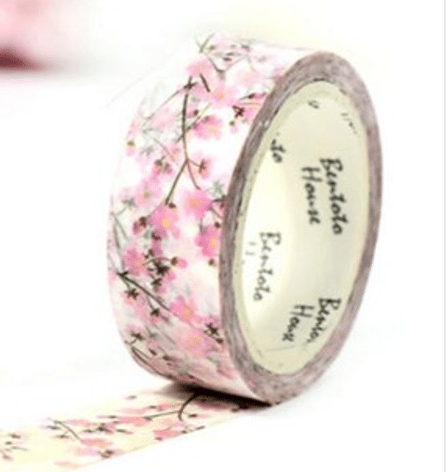 Cherry Blossom Washi Tape