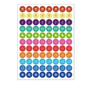 Icon Planner Stickers Medium