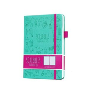 Scribbles That Matter Dotted Notebook Iconic Version Mint