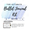 Ultimate Bullet Journal set Mix n Match Kit NZ
