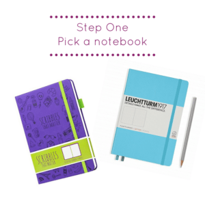 Ultimate Bullet Journal set Mix n Match Kit NZ 3