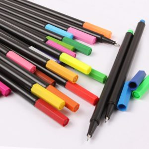 coloured fineliners nz 24 pack 3