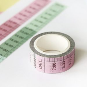 medium washi tape nz time ladder 3