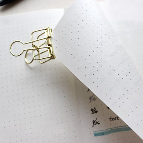Classic Lemome Dotted Notebook Bullet Journal NZ Paper