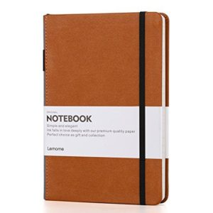 Classic Lemome Dotted Notebook Bullet Journal NZ Product