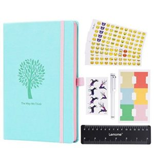 Lemome Bullet Journal Dotted Notebook NZ mint product