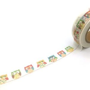 medium washi tape nz it's a hoot owls