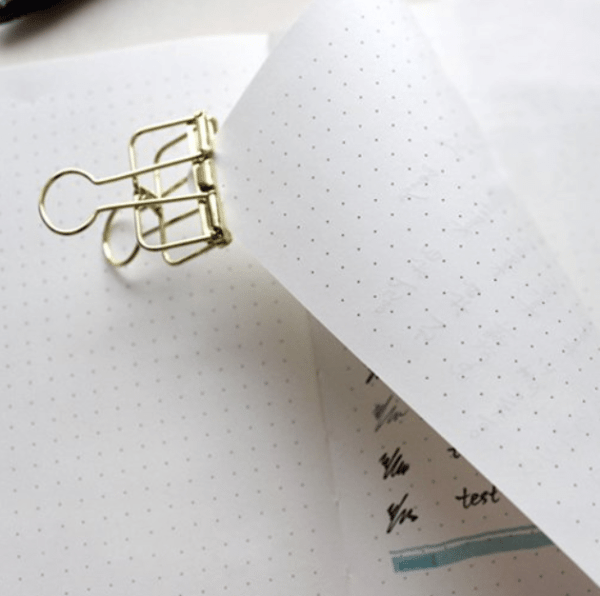Lemome Dotted Notebook NZ Australia eco-friendly 3