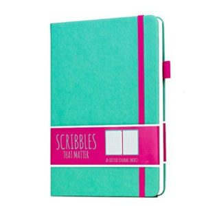 Scribbles That Matter Dotted Notebook NZ Pro Mint