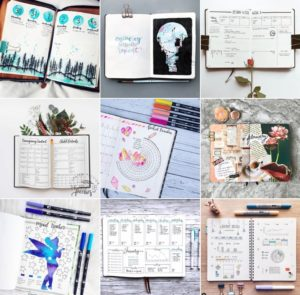 journal junkies bullet journal instagram inspiration 3