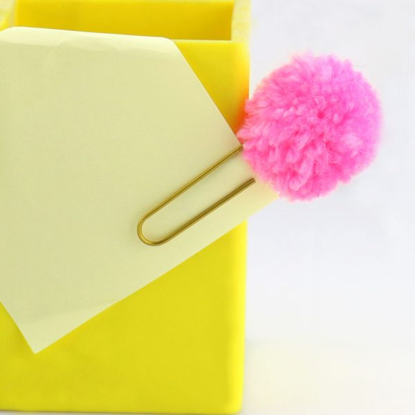 Pom Pom planner clips bullet journal accessories feature photo 2