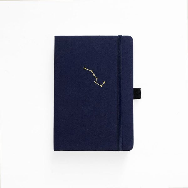 Buy Archer and olive dotted notebook new zealand night sky cover 2