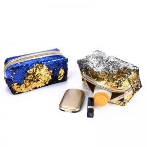 Sequins sparkle pencil cases cute stationery new zealand cover 2