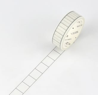 Blank Ladder Planner Washi Tape for Bullet Journals NZ