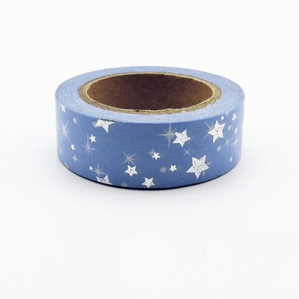 Gazing at stars medium washi tape nz