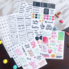 bullet journal planner stickers buy new zealand