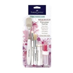 Faber-Castell Gelatos buy Tool Set