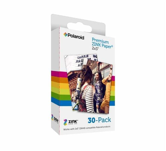 polaroid zink 30-pack paper buy new zealand