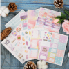 Power of productivity bullet journal planner stickers new zealand