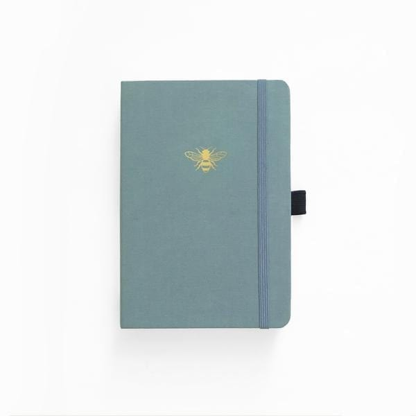 archer and olive vintage bee dotted bullet journal buy new zealand australia cover