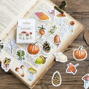 fall for fall planner stickers bullet journal decoration fall pack example 1