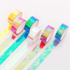 holographic washi tape for planners and bullet journal new zealand cover