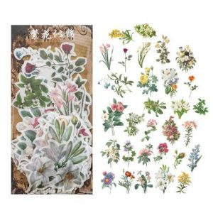 Wild Wonder decorative planner stickers new zealand