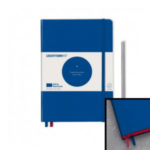 Blue Bauhaus Special Edition Leuchtturm 1917 dotted a5 notebook