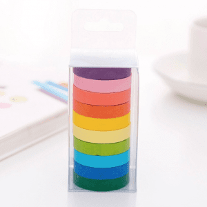 Thin Brights Kit | Washi tape Set FAULTY product picture