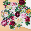 Red Roses | Decorative Planner Sticker Pack 4