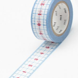 Vintage Ruler | Medium Washi Tape