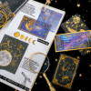 Astral Plains | Decorative Planner Sticker Pack 4