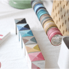 Colour coded washi tape 4-packs cover photo