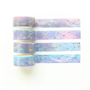 Look To The Skies Cool | Washi tape Set