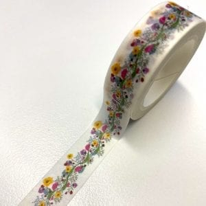 Summer Vine Medium washi tape NZ