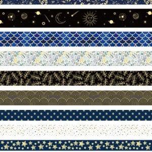 Washi Tape Set Bulk Buy New Zealand Earth and sky 2