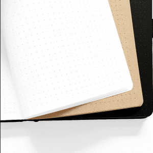 Archer and olive B5 Neapolitan Dot Grid Notepad